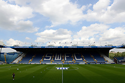 A general view of Hillsborough Stadium before the Sky Bet Championship game between Sheffield Wednesday and Bristol City - Mandatory byline: Dougie Allward/JMP - 07966386802 - 08/08/2015 - FOOTBALL - Hillsborough Stadium -Sheffield,England - Sheffield Wednesday v Bristol City - Sky Bet Championship