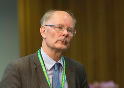 First Minister addresses Law Society of Scotland. Nicola Sturgeon will speak at the society's conference marking 20 years of devolution.<br /> <br /> Pictured: Sir John Curtice who spoke at the event