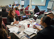 New and Emerging Leaders Institute, July 15, 2014.