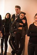 ANNE SOPHIE FLURY, ROMAN KEMP, VISUAL POETRY | SHORT FILM SHOWCASE BY BPS AND FLATTR, Visual Poetrey, Film Showcase bu Eleven Pioneering LCC MA Documentary Film students. Bermondsey Project Space, London. 28 February 2018