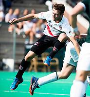 ROTTERDAM - Nicky Leijs (A'dam)  bij de finale Rotterdam-Amsterdam van de ABN AMRO cup 2017 . COPYRIGHT KOEN SUYK