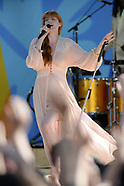 Florence + The Machine Performing on GMA 29 June 2018