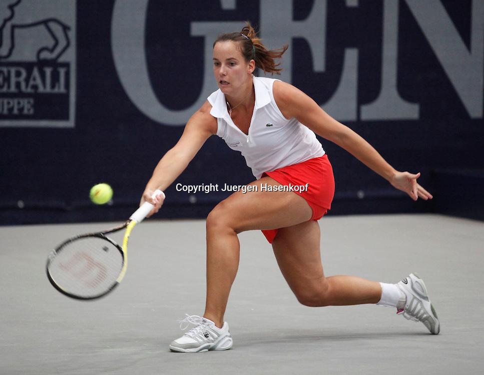 Generali Ladies Linz Open 2010,WTA Tour, Damen.Hallen Tennis Turnier in Linz, Oesterreich,.Jarmila Groth (AUS)
