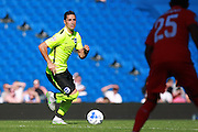 Beram Kayal during the Pre-Season Friendly match between Brighton and Hove Albion and Sevilla at the American Express Community Stadium, Brighton and Hove, England on 2 August 2015. Photo by Bennett Dean.