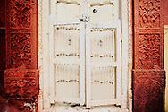 A quiet alley of Jodhpur