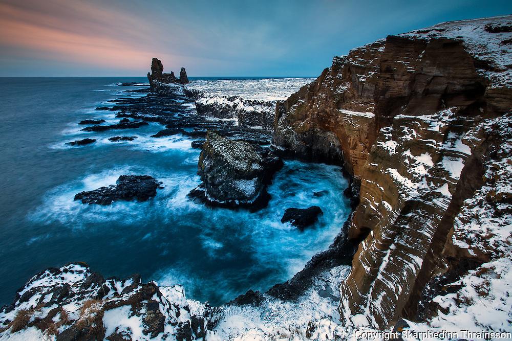 Lóndrangar, Snæfellsnesi