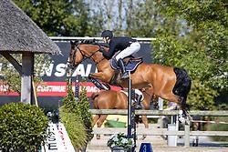 Van Hoydonck Cis, BEL, Fien De Vinck<br /> Belgisch Kampioenschap Jeugd Azelhof - Lier 2020<br /> © Hippo Foto - Dirk Caremans<br /> 30/07/2020