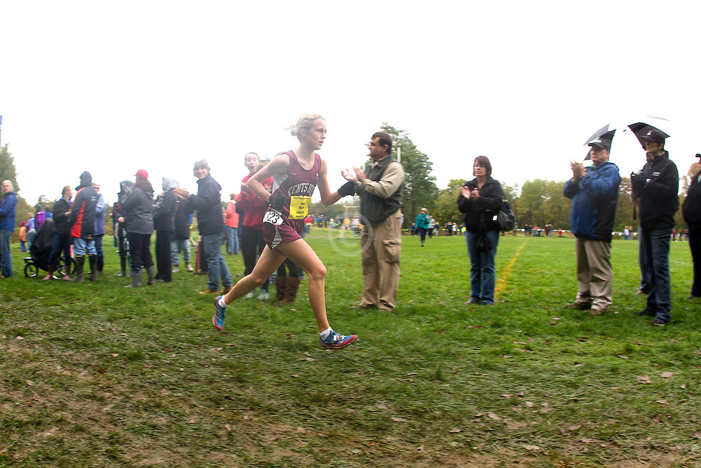 Festival of Champions High School Cross Country meet, Anne McKee, Kents Hill