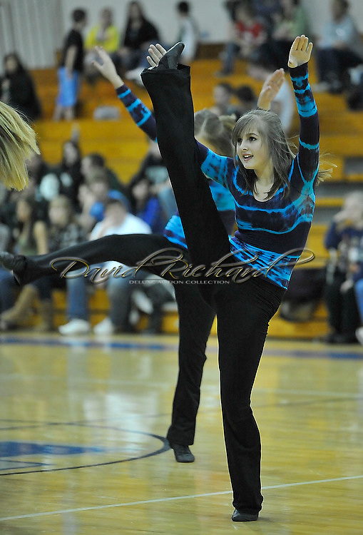 The Midview Skippers Dance Team.