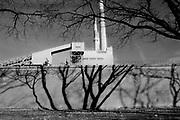 Keyspan energy power plant in Long Island City.