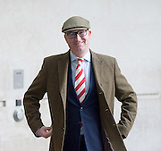 Andrew Marr Show arrivals at Broadcasting House, BBC, London, Great Britain <br /> 4th December 2016 <br /> <br /> Paul Nuttall <br /> Leader of UKIP <br /> <br /> Photograph by Elliott Franks <br /> Image licensed to Elliott Franks Photography Services