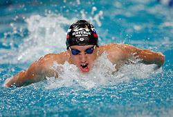 Swimmer Blaz Korosec at International Swimming Championship of Kranj 2007, on June 10, 2007, in Kranj, Slovenia. (Photo by Vid Ponikvar / Sportal Images)..