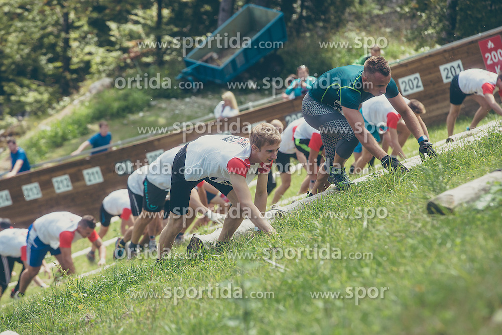 Red Bull 400 Planica, on 19th September, 2015, in Sport park Planica, Slovenia. Photo by Grega Valancic / Sportida