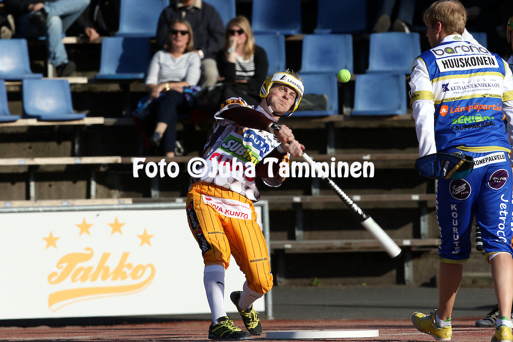 13.5.2016, Pihkala, Hyvink&auml;&auml;.<br /> Superpesis 2016.<br /> Hyvink&auml;&auml;n Tahko - Oulun Lippo.<br /> Mikko Pauna - Hyvink&auml;&auml;