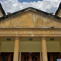Bath Assembly Rooms in Bath, England<br />
