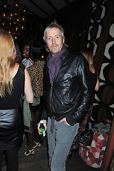 RHYS IFANS at a party to celebrate the launch of the Tara Smith Vegan Haircare range held at Sketch, 9 Conduit Street, London on 26th September 2012.