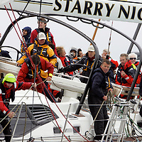 Starry Night,  P Morgan, Round the Island Race, 2011, Cowes, Isle of Wight, Photographs © Patrick Eden Sports Photography