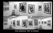 "Black and white exhibition Uno"" in Iceland, by Karl R Lilliendahl Photographer"