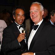 Uitreiking Bert Haantra Oeuvreprijs 2004, Pim Vosmear en Eric de Vries