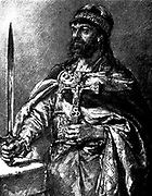 Mieszko I ( circa 930 - 992),he was father to Boles?aw I the Brave, the first King of Poland