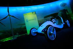 CHINA PUDONG DISTRICT SHANGHAI 23MAY10 - Futuristic vehicles at the SAIC-GM pavillion at the Expo 2010 in Shanghai, China...jre/Photo by Jiri Rezac..© Jiri Rezac 2010
