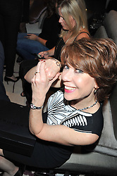 KATHY LETTE at The Great Initiative event in association with jewellers Boodles held at The Corinthia Hotel, London on 6th November 2012.