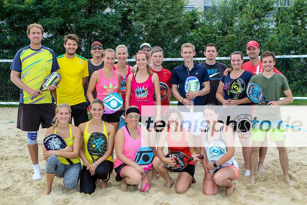 TVBB Beach-Tennis Liga Sommer 2017, Berlin, 29.07.2017, Foto: Claudio Gaertner