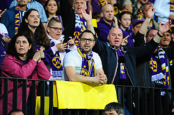 Fan of NK Maribor during football match between NK Maribor and NK Olimpija Ljubljana in 34th Round of Prva liga Telekom Slovenije 2017/18, on May 19, 2018 in Ljudski vrt, Maribor, Slovenia. Photo by Mario Horvat / Sportida