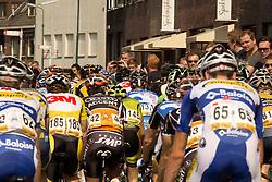 Veenendaal, Netherlands - Dutch Food Valley Classic::  23th August 2013 - Start of the Dutch Food Valley Classic in Veenendaal