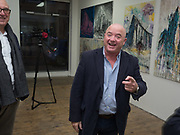 PAUL COSQUIERI, Gibraltar as seen by five artists. private view hosted by the Chief Minister of Gibraltar. Art Bermondsey project Space. 24 October 2017