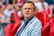 EINDHOVEN - 14-08-2016, PSV - AZ, Philips Stadion, 1-0, AZ trainer John van den Brom