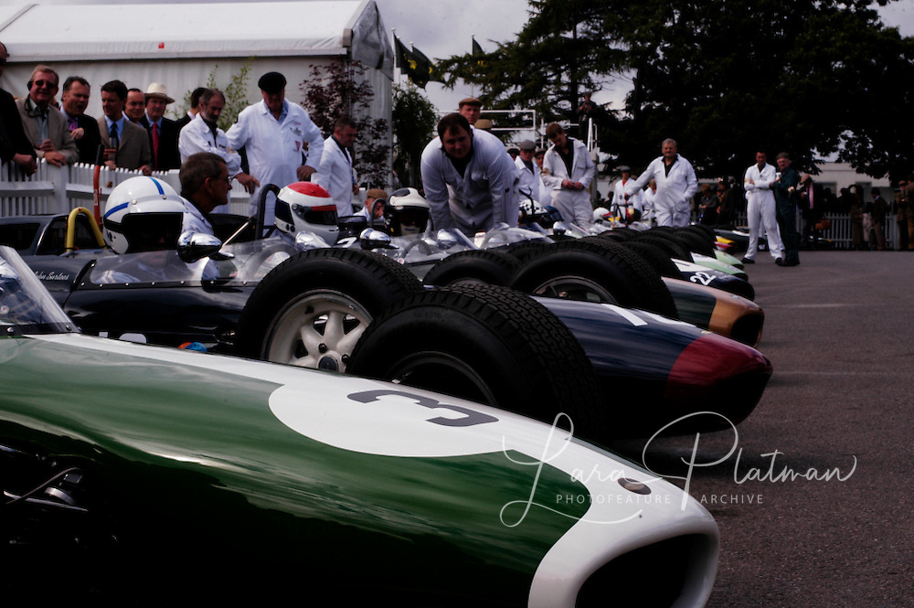 Cars and Planes at Goodwood Revival