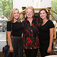 Jillian Hausmann, Sue McCarthy, Brittany Grunzinger