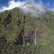 Mount Waialeale, Kauai, Hawaii, USA