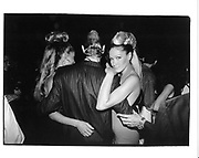 Prince Dmitri of Yugoslavia and Carla Bruni. NY. 1993 approx. © Copyright Photograph by Dafydd Jones 66 Stockwell Park Rd. London SW9 0DA Tel 020 7733 0108 www.dafjones.com