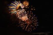 4th july fireworks, ferrisburg, vt