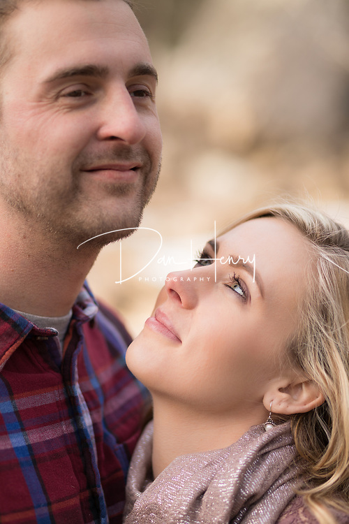 Engagement photo session for Jessica Faith Reagan and Michael Eldridge. Photo by Dan Henry / DanHenryPhotography.com