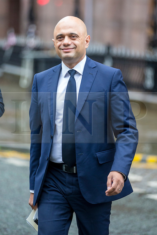 © Licensed to London News Pictures. 29/09/2019. Manchester, UK. Chancellor of the Exchequer at first day of the Conservative Party Conference at Manchester Central in Manchester. Photo credit: Andrew McCaren/LNP