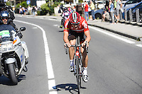 Hansen Adam - Lotto Soudal - 27.05.2015 - Tour d'Italie - Etape 17 -  Tirano / Lugano<br />