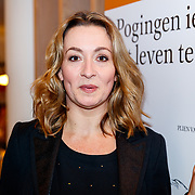 NLD/Utrecht/20171212 - Premiere Hendrik Groen, Cynthia Abma