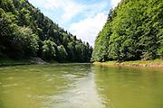 Slovakia, Banska Bystrica region, Rural landscape