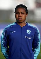 International Women's Friendly Matchs 2019 / <br /> Womens's Algarve Cup Tournament 2019 - <br /> Spain v Netherlands 2-0 ( Municipal Da Bela Vista Stadium- Parchal,Portugal ) - <br /> Lineth Beerensteyn of Netherlands