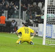 Juventus v Olympiacos F.C. 041114