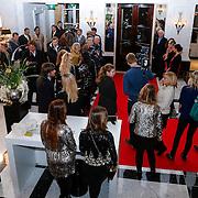 NLD/Amsterdam/20121112 - Beau Monde Awards 2012, over zich hal Amstel Hotel