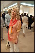 BASIA BRIGGS, Masterpiece London 2014 Preview. The Royal Hospital, Chelsea. London. 25 June 2014.