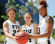 FIU Women's Basketball Team Photos 2012