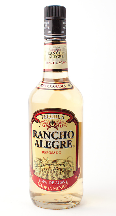 Rancho Alegre reposado -- Image originally appeared in the Tequila Matchmaker: http://tequilamatchmaker.com