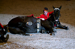 British Open Show Jumping at Hallam FM Arena (evening)Copyright Paul David Drabble24th April 2003<br />
