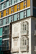 Modern apartments, Cartagena, Murcia province, Spain