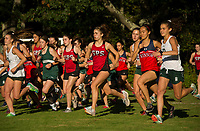 St Paul's School varsity cross country.  ©2019 Karen Bobotas Photographer